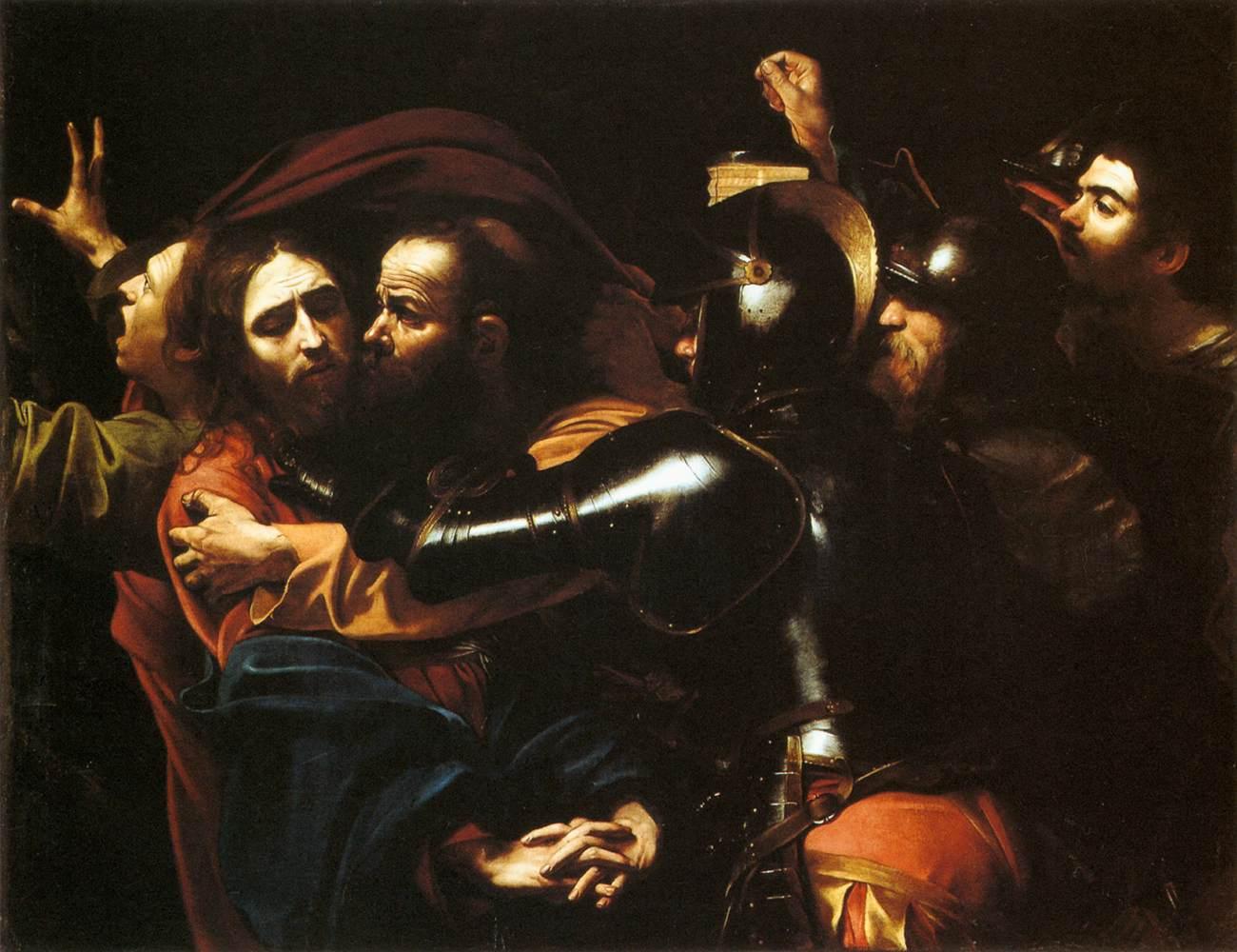 Chiaroscuro definition for Define baroque art