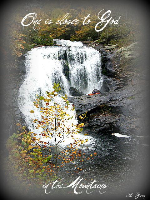 Bald River Falls, Tellico Plains, Tn