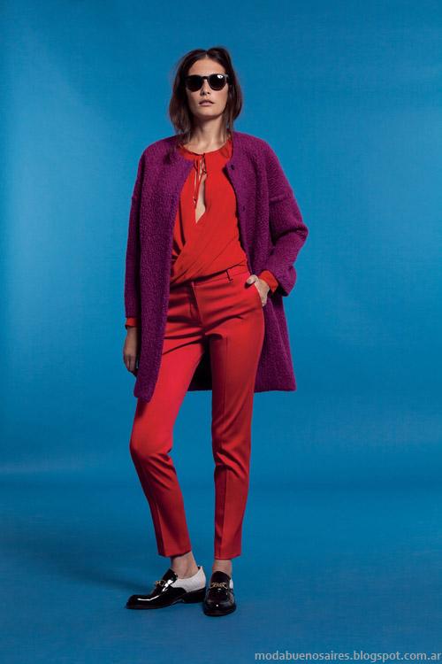 Carmela Achaval invierno 2013 moda.