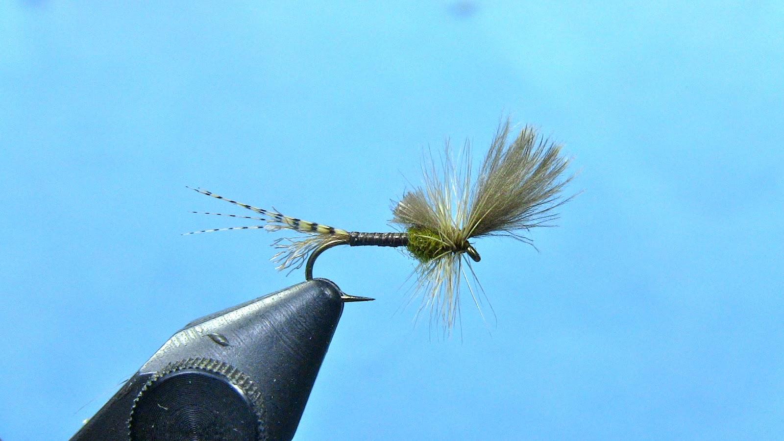 Black hills fly fishing tying the last chance cripple for Black hills fly fishing