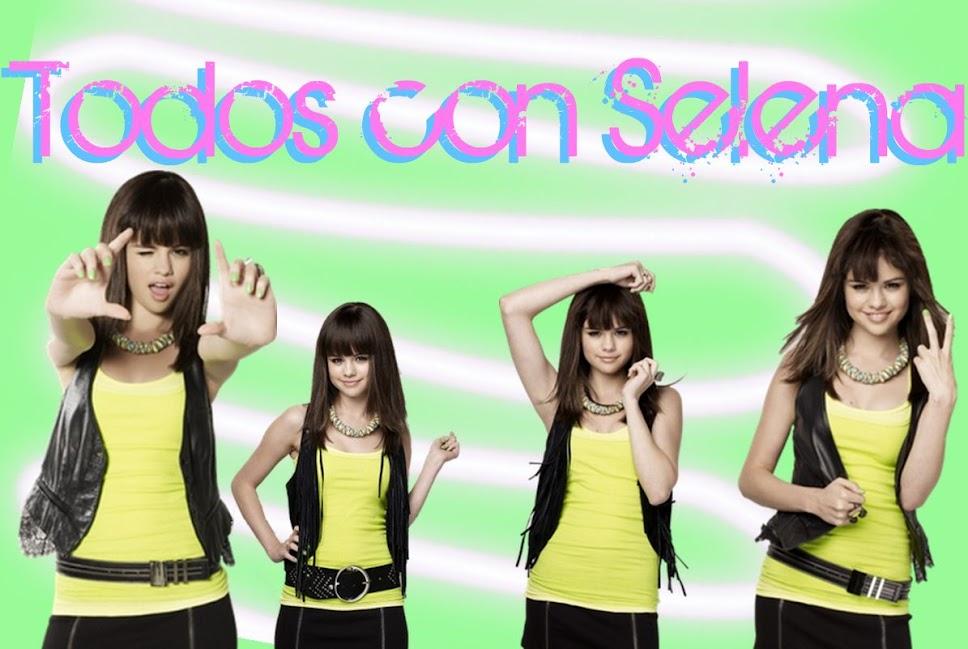 Todos con Selena