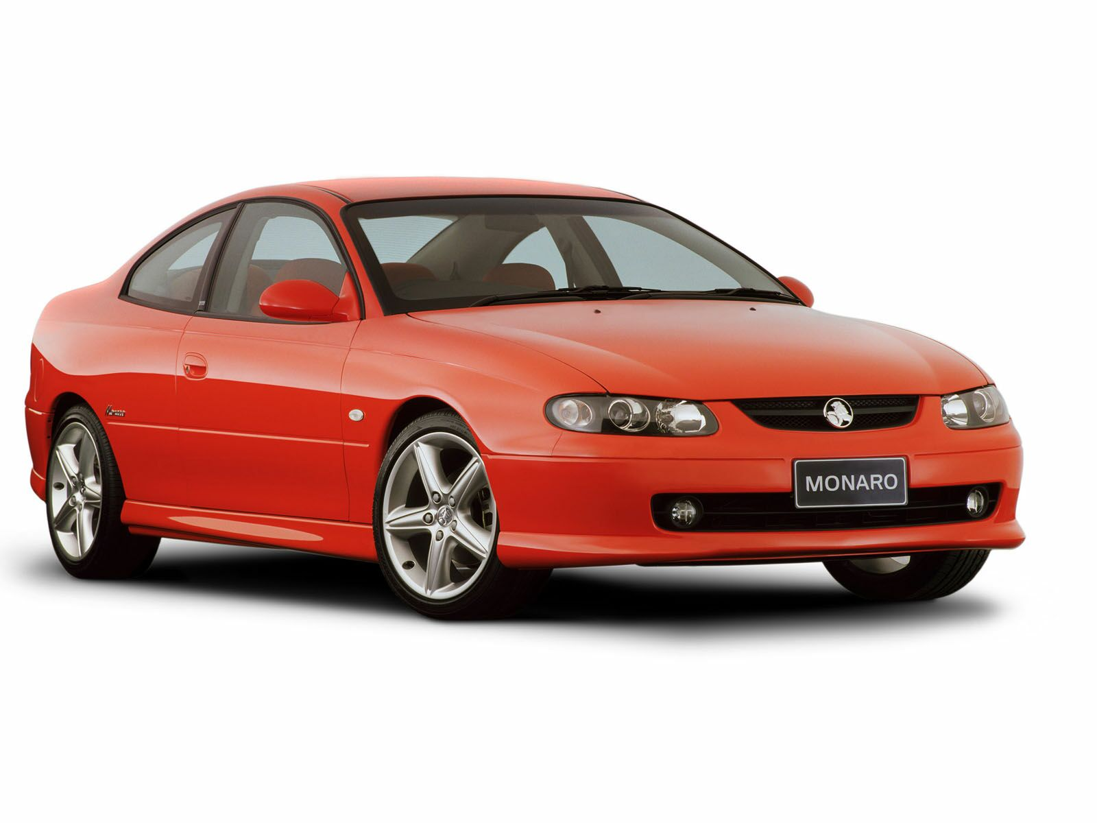 Car Pictures: Holden Monaro 2004