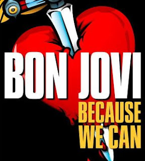 Bon Jovi, 2013, Because We Can Tour, World Tour,  Image