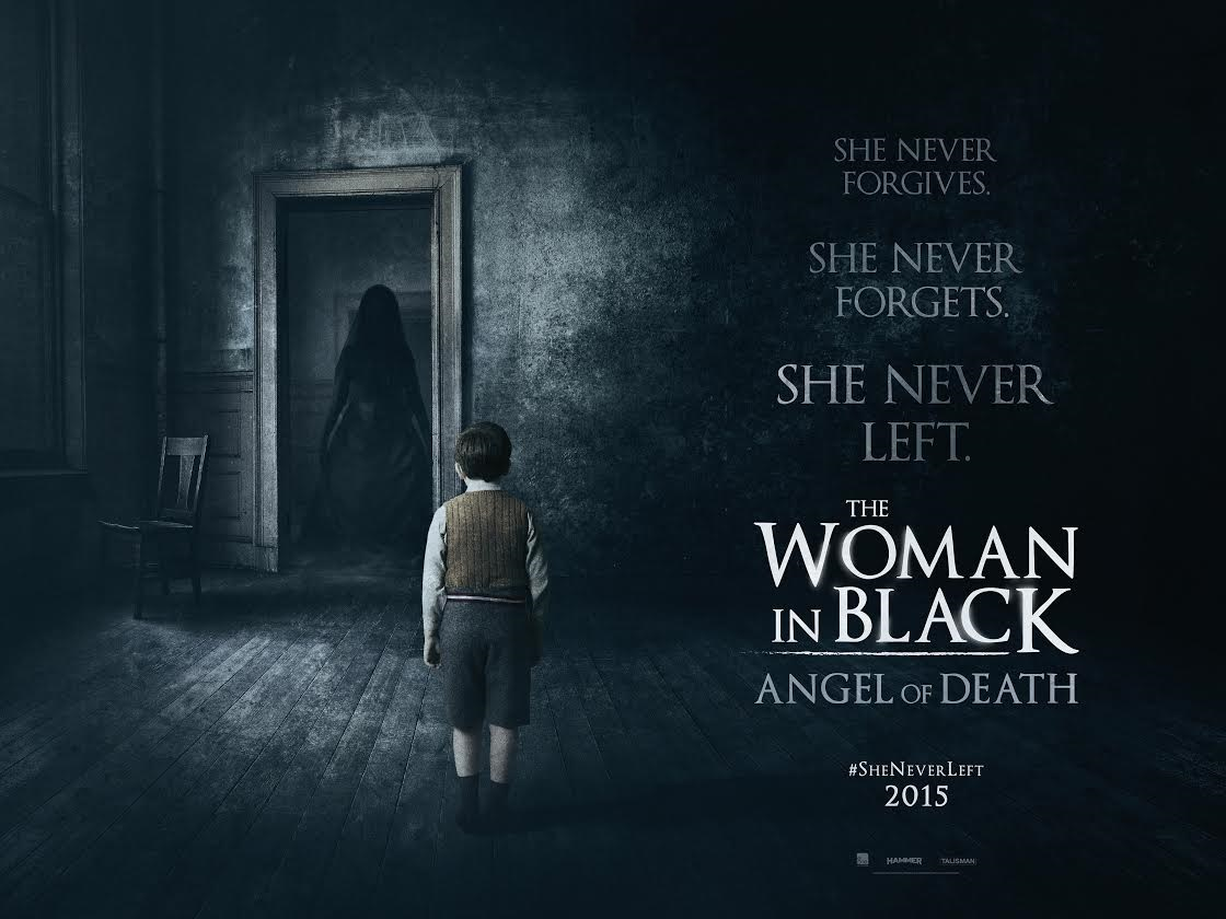 Woman in Black: Angel of Death poster 1