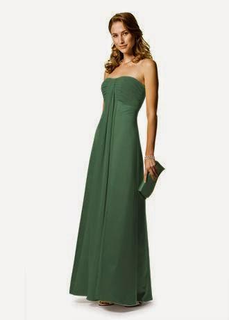 vestido liso tomara que caia verde - foto e modelo
