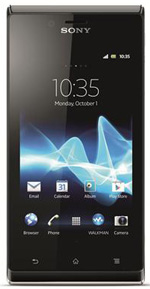 Three UK Releases Sony Xperia J