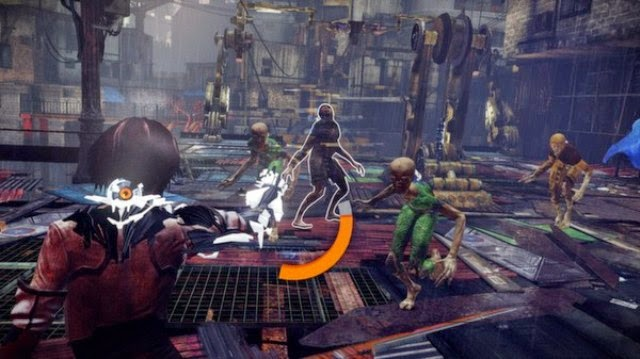 Remember Me PC Games Gameplay