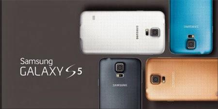 Kelebihan Samsung Galaxy S5