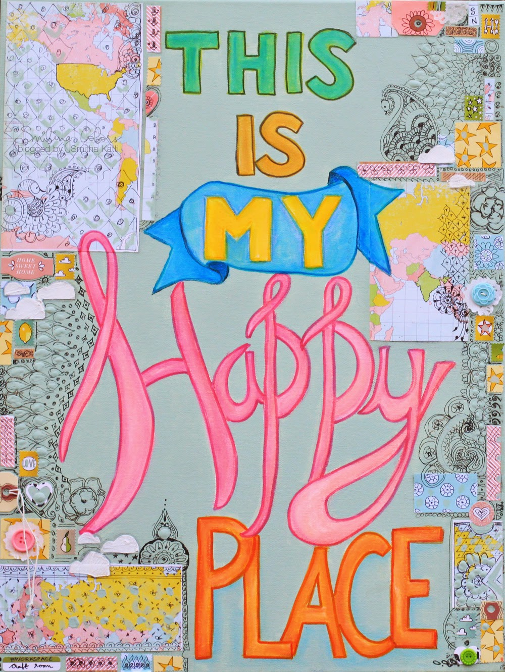 http://www.smilingcolors.com/2015/04/happy-place-canvas-mixed-media-tutorial/