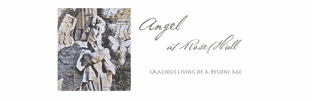 Angel at Rose Hall - Blog