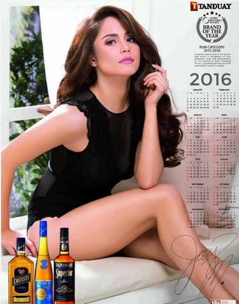 Jessie Mendiola Tanduay girl 2