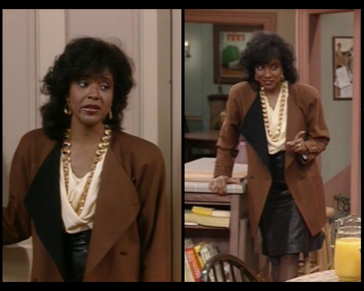 Phylicia Rashad Cosby Show