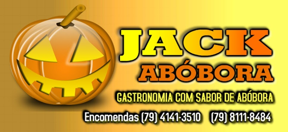 JACK ABÓBORA - GASTRONOMIA A BASE DE ABÓBORA