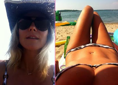 Heidi-Klum-shared-hot-photos-of-herself-on-Twitter