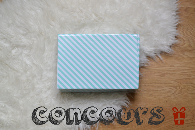 UNBOXING Box concours CATCH ME IF YOU CAN BOY + CONCOURS