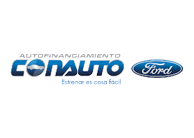 download Logo CONAUTO FORD Vector