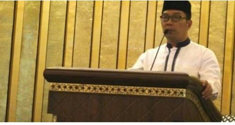 Ridwan Kamil Minta Maaf Karena Kecolongan dengan Kegiatan Syiah