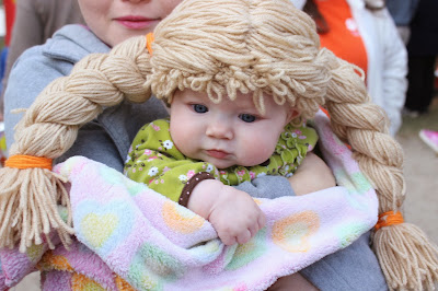 Halloween Cabbage Patch Doll