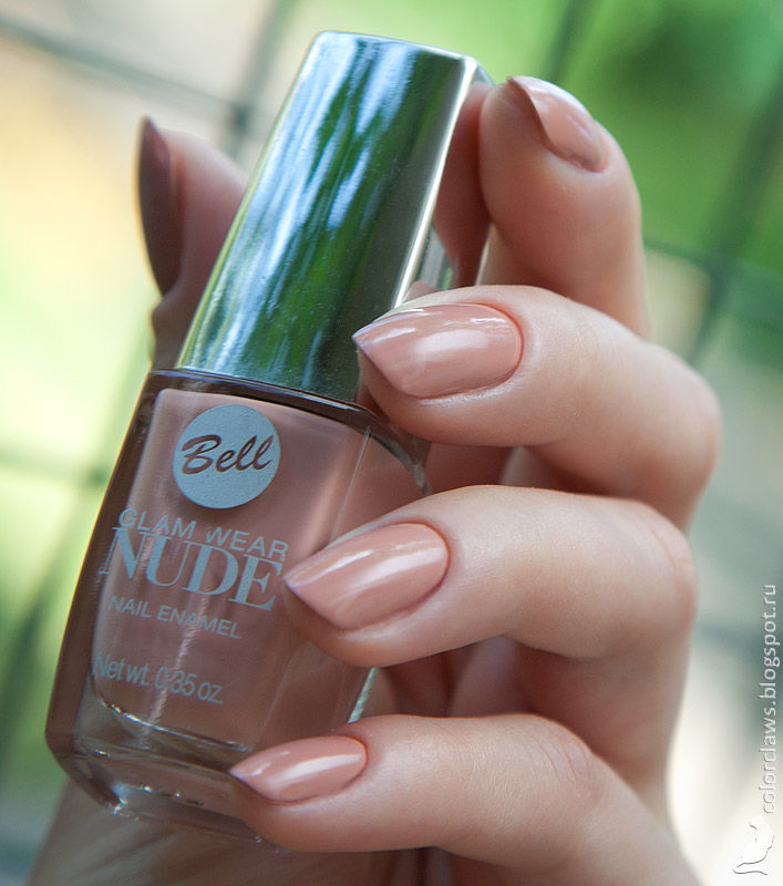 Bell Glam Wear Nude #03