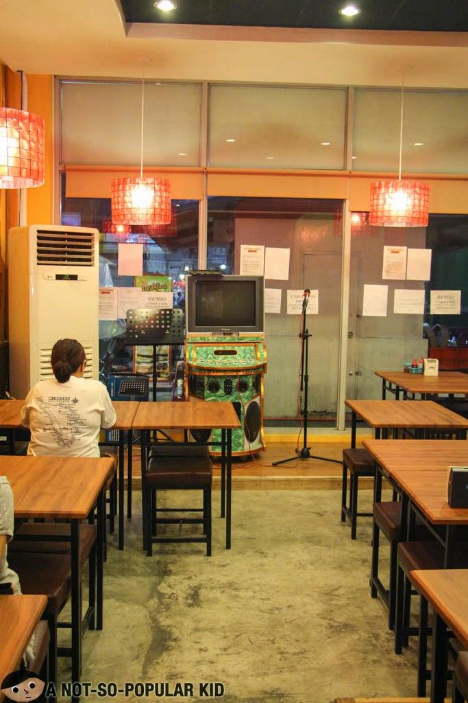 Nong Chinoy - Karaoke Place near LRT Libertad Station, Pasay