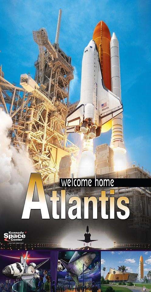 BIENVENIDO A CASA &#39;ATLANTIS&#39;