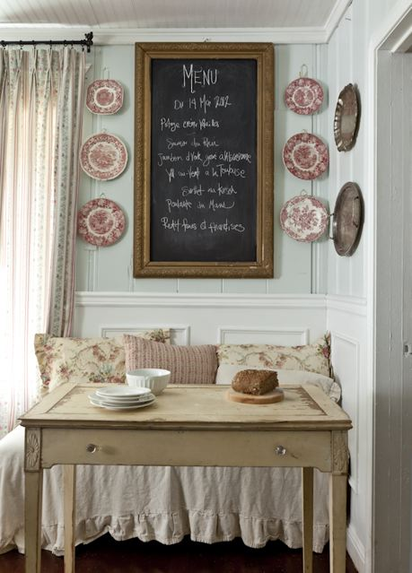 French country cottage kitchen decorating ideas 8 image for Country cottage kitchen decorating ideas