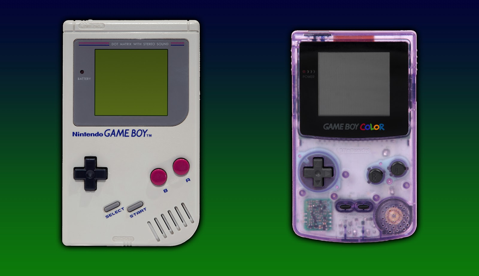 Gameboy color palettes - Nintendo Struck Gold With The Game Boy A 16bit Or 32bit Successor May Have Come Much Sooner If It Wasn T For The Popularity Of Two Games