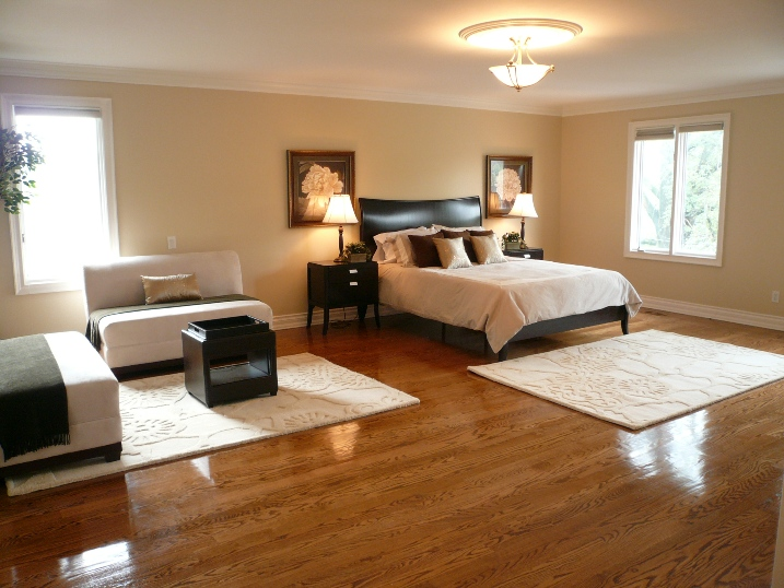 for Pictures of bedrooms with hardwood floors