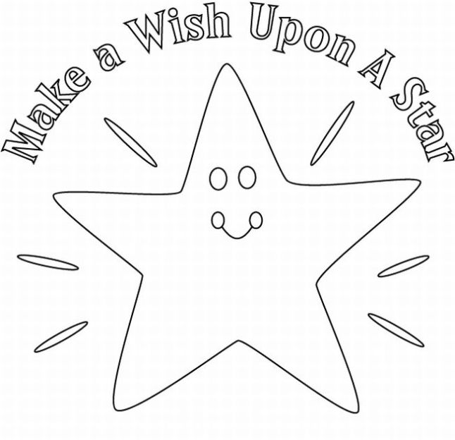 Star Coloring Pages title=