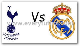 Ver Tottenham Vs Real Madrid Online En Vivo – Partido De Vuelta