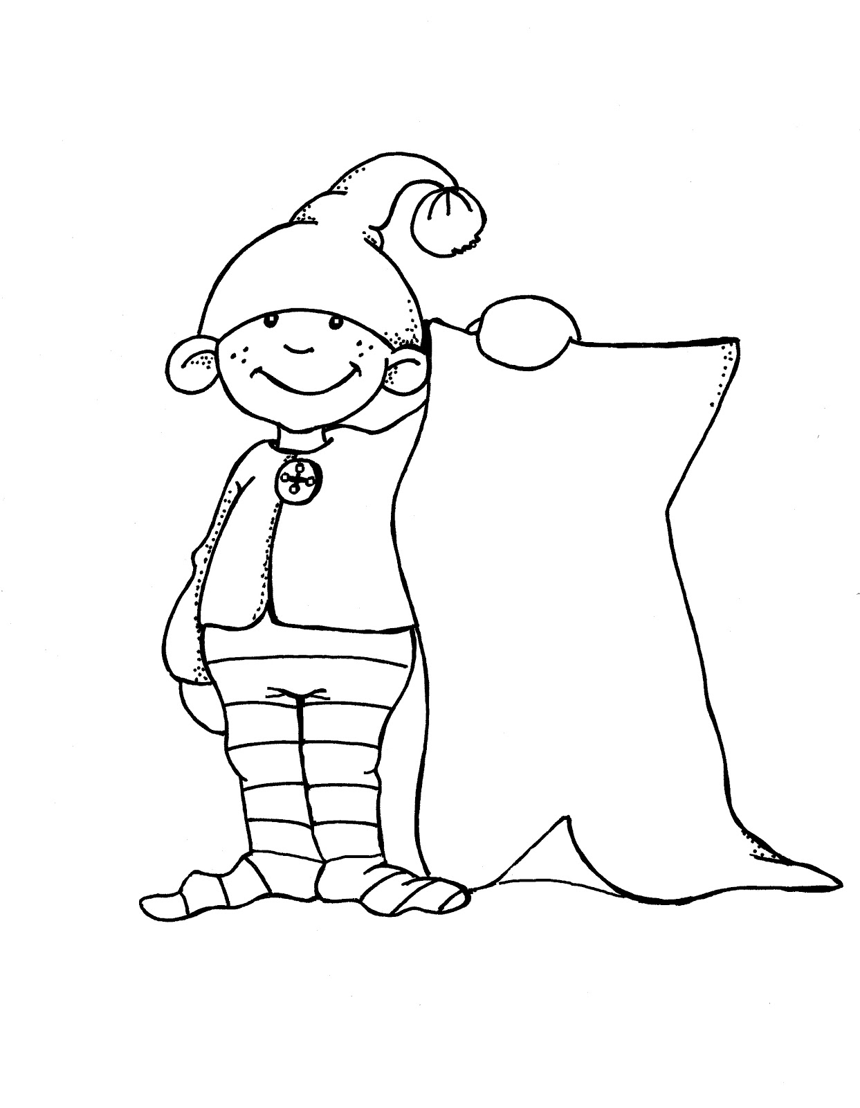 nisse coloring pages - photo#4