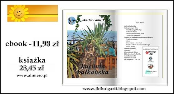 Kuchnia bałkańska. Książka czy ebook?