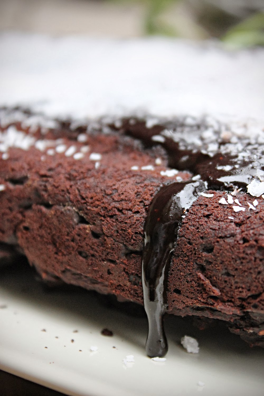 ciasto z czerwonej fasoli Dziki Naśladowca