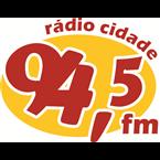 ouvir a Rádio Cidade FM 94,5  Araxá MG