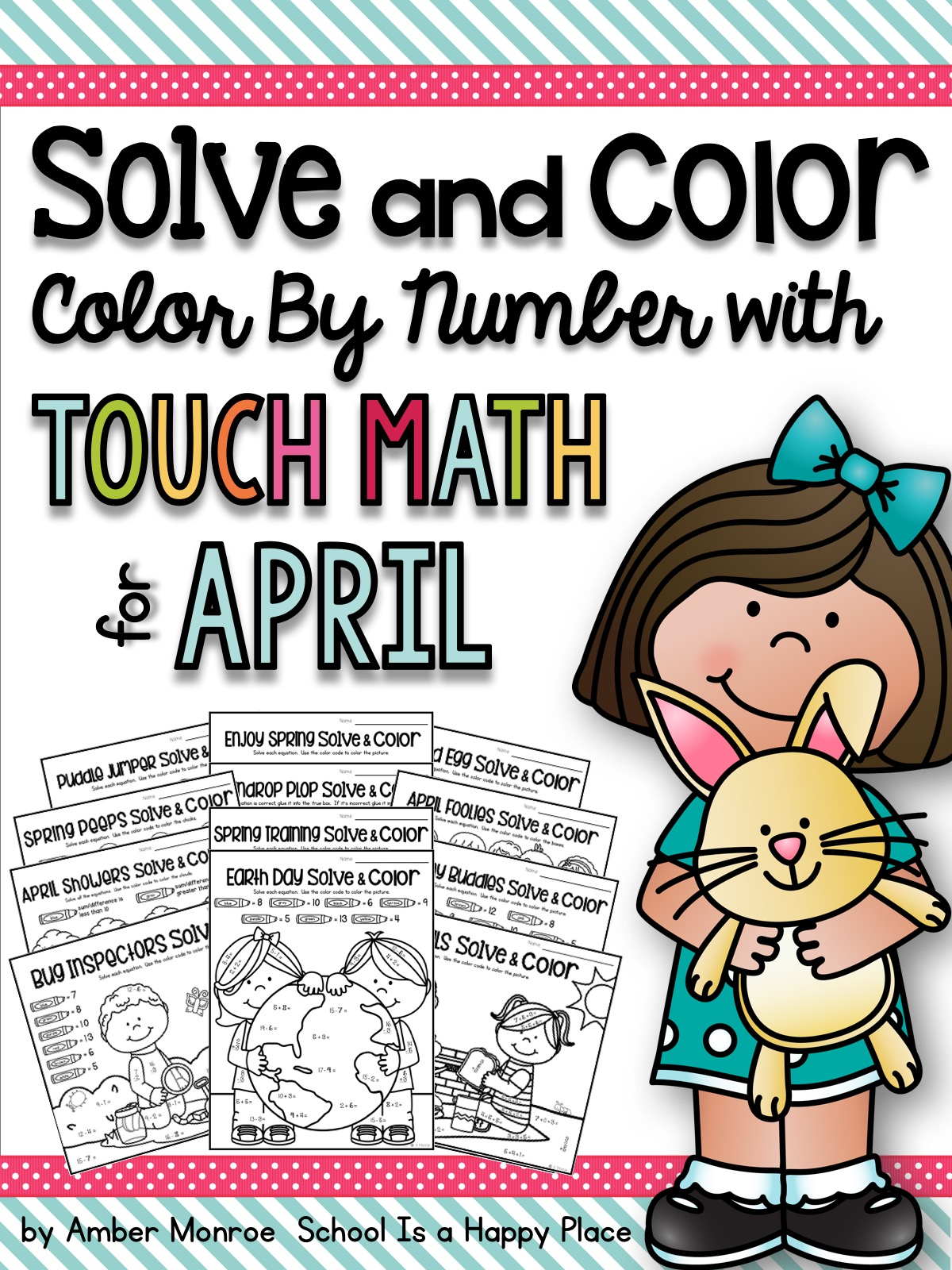 Touch Math for April