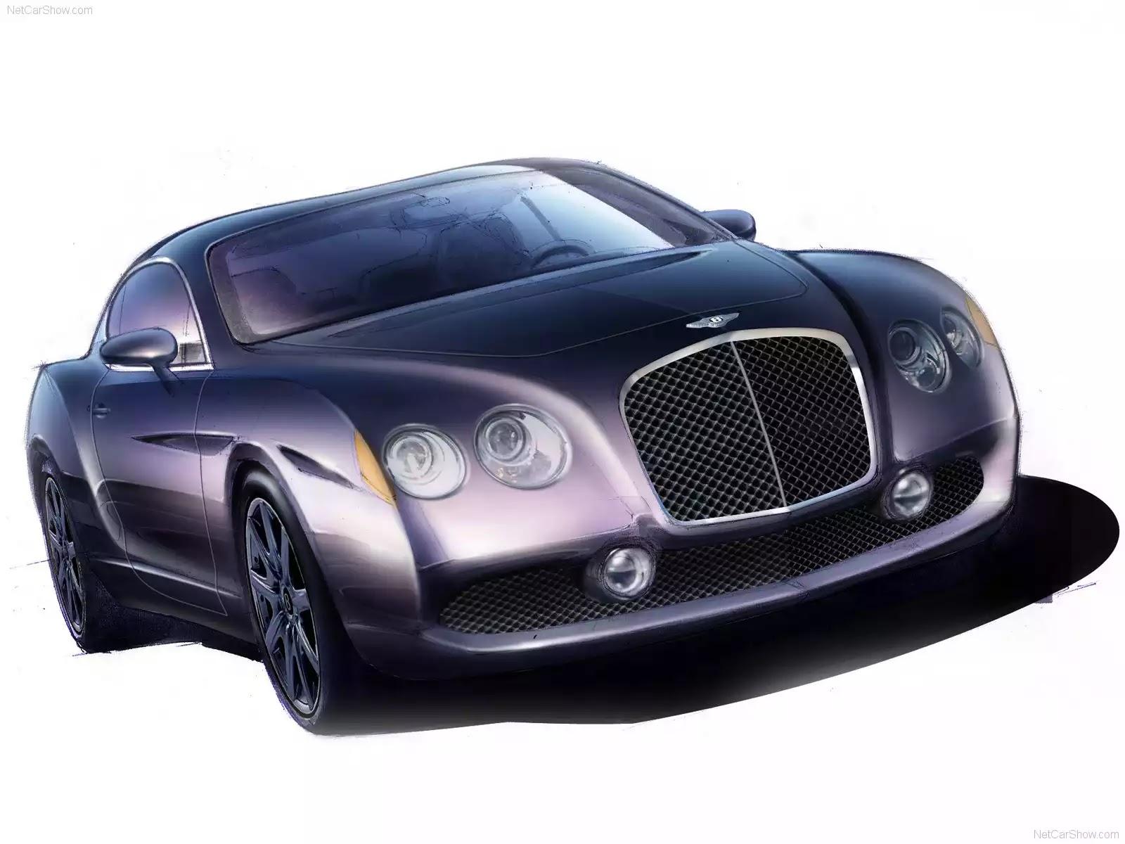 Hình ảnh xe ô tô Bentley GTZ Zagato Concept 2008 & nội ngoại thất