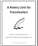 {FREE} Poetry Unit for Preschoolers!