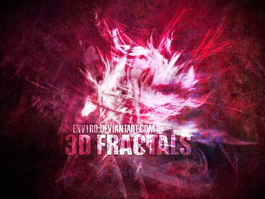 45+ Free Vibrant Fractal Photoshop Brush Packs
