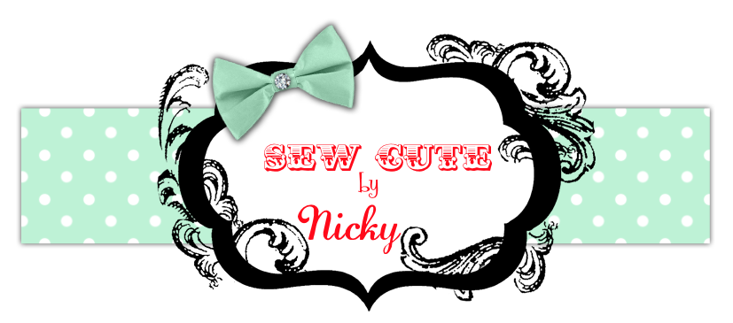 Sew Cute by Nicky