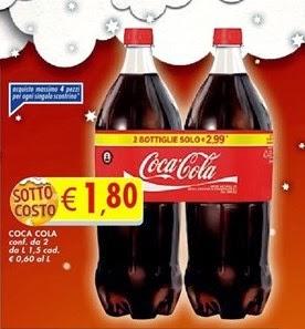 coca cola in offerta