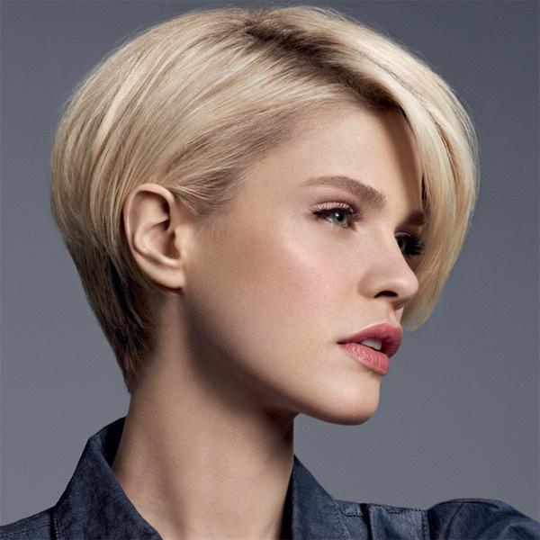 coupe de cheveux de l'été