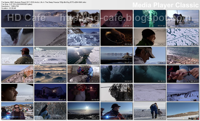 Human Planet 2011 Arctic – Life in the Deep Freeze