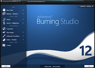 SS1-Ashampoo Burning Studio 12.0.3.8 Final