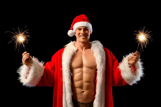 Papa Noel sexys