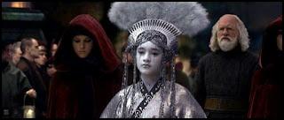 Keisha Castle-Hughes en La venganza de los Sith (2005)