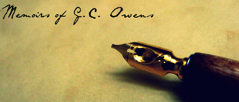 Memoirs of G.C. Owens