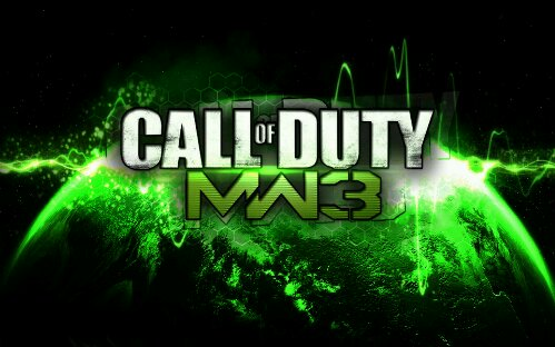 Modern Wallpaper on De Gamer Pra Gamer  Call Of Duty Modern Warfare 3   Modo Multiplayer