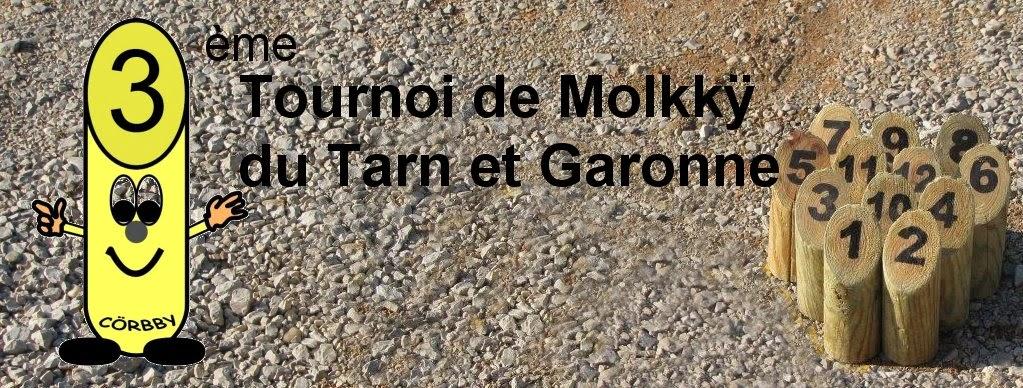Tournoi de Mölkky du Tarn et Garonne