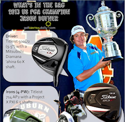 Jason's Winning Clubs