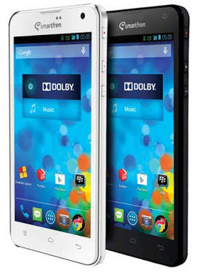 Harga Smartfren Andromax i3 Terbaru, Spesifikasi Android Jelly Bean Quad Core RAM 1 GB